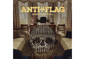 Anti-Flag - American Fall - (CD)