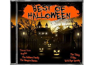 VARIOUS - Best Of Halloween - (CD)