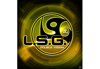 L.S.G. - Double Vision - (CD)