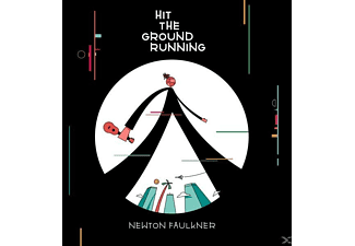 Newton Faulkner - Hit The Ground Running - (CD)