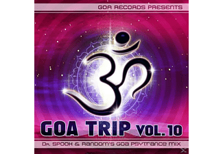 VARIOUS - Goa Trip 10 - (CD)