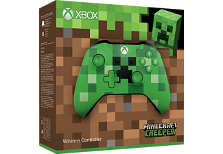 MICROSOFT Xbox One Wireless Controller Minecraft Creeper SE, Controller