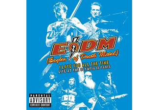 Eagles of Death Metal - I Love You All The Time: Live At The Olympia Paris (CD)
