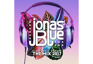 Jonas Blue - Electronic Nature: The Mix 2017 (CD)