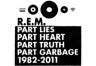 R.E.M. - Part Lies, Part Heart, Part Truth, Part Garbage: 1982-2011 (CD)