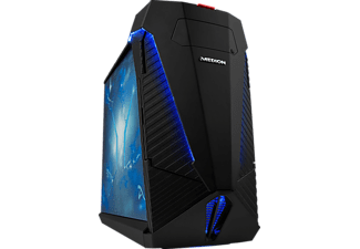 MEDION ERAZER® X87001 Limited Edition, Gaming PC mit Core™ i9 Prozessor, 64 GB RAM, 1.024 GB SSD, 8 TB HDD, GeForce® GTX 1080Ti