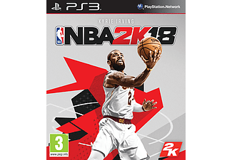 NBA 2K18 PEGI Sport PlayStation 3