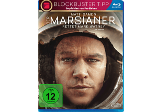 Der Marsianer - Rettet Mark Watney - (Blu-ray)