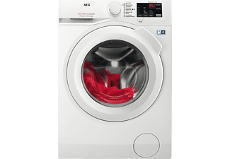 AEG L6FB50480, 8 kg Waschmaschine, Frontlader, 1400 U/Min., A+++, Weiß