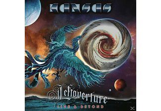 Kansas - Leftoverture Live & Beyond - (LP + Bonus-CD)