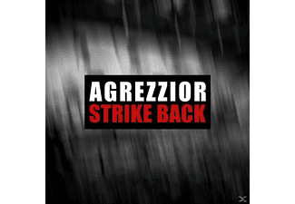 Agrezzior - Strike Back - (CD)