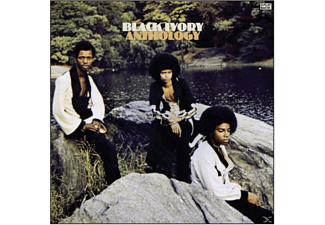 Black Ivory - Anthology (2CD) - (CD)