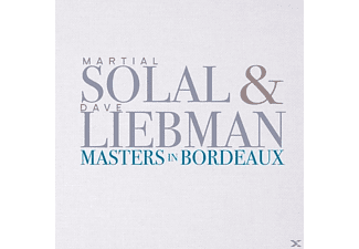 Martial Solal, Dave Liebman - Masters In Bordeaux - (CD)
