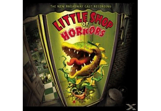 Little Shop Of Horrors New Broadway Cast Recording - Little Shop of Horrors (Broadway Cast 2003) - (CD)