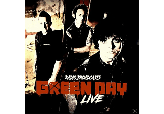 Green Day - Live/Radio Broadcasts - (Vinyl)