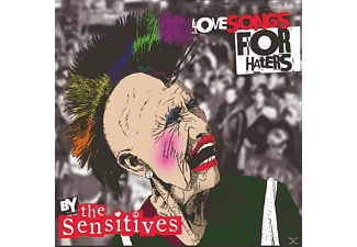 The Sensitives - Love Songs For Haters (Lim.Ed/+2 CD's) - (Vinyl)