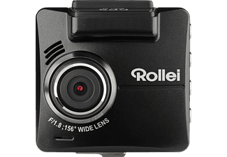 ROLLEI 40135 CarDVR-318, 2k, Full HD Dashcam, 2.31 Zoll Farb-TFT-LCD Display