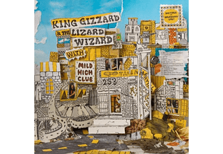 King Gizzard & The Lizard Wizard - Sketches Of Brunswick East - (CD)