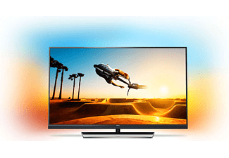 PHILIPS 49 PUS 7502 UHD Android Smart Ambilight LED televízió