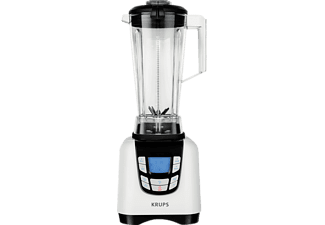 KRUPS KB7021 Ultrablend High Speed, Standmixer, 1500 Watt, Weiß