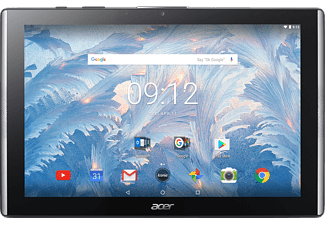 ACER Iconia One 10 (B3-A40), Tablet mit 10.1 Zoll, 16 GB, 2 GB RAM, Android™ 7.0 (Nougat), Schwarz