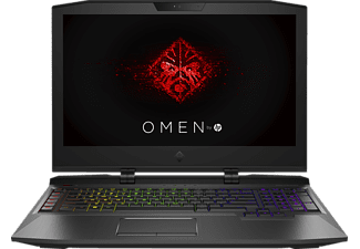 HP OMEN X 17-ap032ng, Gaming Notebook mit 17.3 Zoll Display, Core™ i7 Prozessor, 32 GB RAM, 1 TB SSD, 1 TB HDD, GeForce® GTX 1080, Schwarz