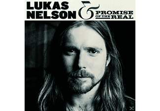 Lukas Nelson and Promise Of The Real - Lukas Nelson & Promise Of The Real - (Vinyl)