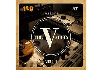 VARIOUS - FTG Presents The Vaults Vol.1 - (CD)