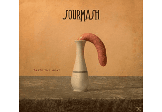 Sour Mash - Taste The Meat - (CD)