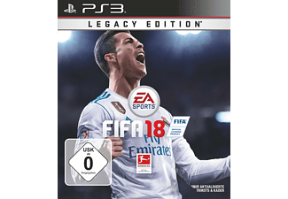 FIFA 18 (Legacy Edition) - PlayStation 3