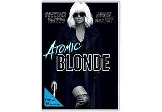 Atomic Blonde - (DVD)