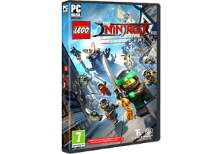 The LEGO NINJAGO Movie Video Game (PC)