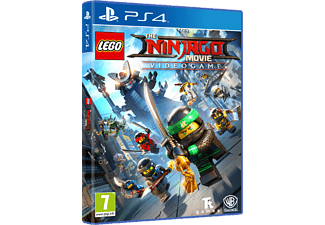 The LEGO NINJAGO Movie Video Game (PlayStation 4)