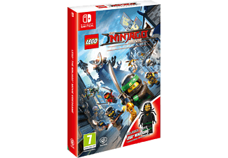 The LEGO NINJAGO Movie Video Game (Nintendo Switch)