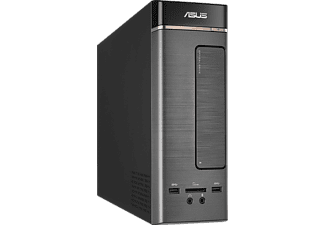 ASUS VivoPC K20CD-K-HU015D asztali PC (Core i3-7100/4GB/500GB/DOS)