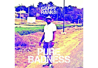 Gappy Ranks - Pure Badness - (CD)