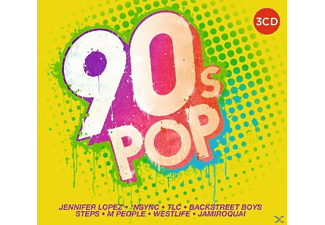 VARIOUS - 90's Pop - (CD)