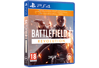 Battlefield 1 Revolution Edition (PlayStation 4)
