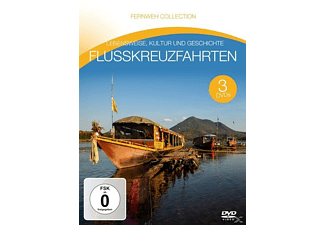 FERNWEH COLLECTION - FLUSSKREU - (DVD)