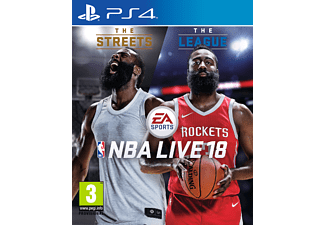 NBA LIVE 18 (PlayStation 4)