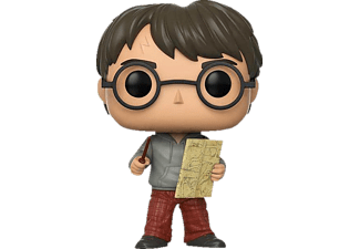 Harry Potter POP! Vinyl Figur Harry with Marauders map