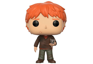 Harry Potter POP! Vinyl Figur Ron with Scabbers