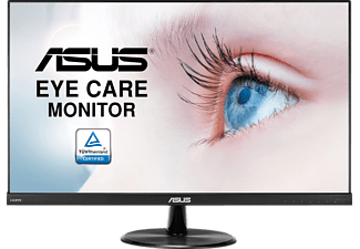 ASUS VP249H, Monitor mit 60.5 cm / 23.8 Zoll Full-HD Display, 5 ms Reaktionszeit, Anschlüsse: VGA (D-Sub), HDMI