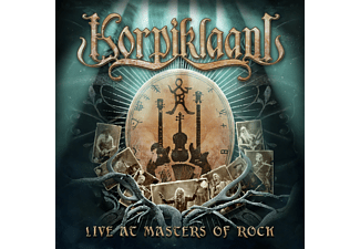 Korpiklaani - Live At Masters Of Rock (Digipak) (DVD + CD)