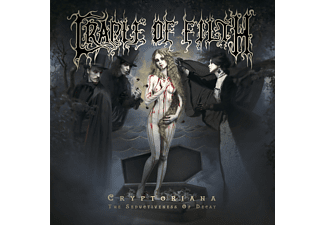 Cradle Of Filth - Cryptoriana - The Seductiveness Of Decay (Picture LP) (Vinyl LP (nagylemez))