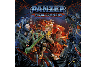 Panzer - Fatal Command (Digipak) (CD)