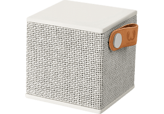 FRESH N REBEL Rockbox Cube Fabriq Edition Hellgrau Bluetooth Lautsprecher