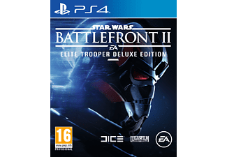 Star Wars Battlefront II: Elite Trooper Edition (PlayStation 4)