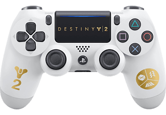 SONY Destiny 2 - PS4 Wireless, DUALSHOCK®4 Controller, Weiß/Gold