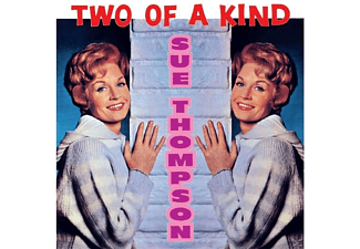 Sue Thompson - Two Of A Kind - (CD)